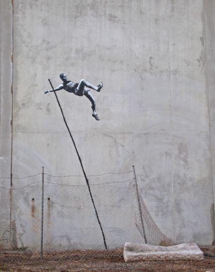 2012:7:23 - London - Pole Vault - Arrested Motion