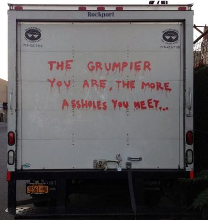 2013:10:26 - New York - BOTI - Inscription - The grumpier
