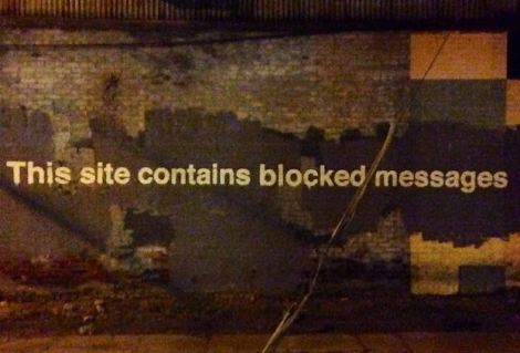 2013:10:27 - New York - BOTI - Inscription - This site contains blocked messages