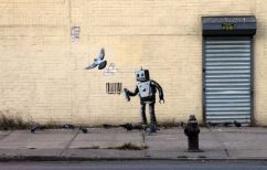 2013:10:28 - New York - BOTI - Tagging Robot