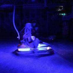 Grim Reaper at Dismaland