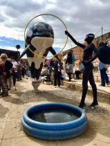 2015:9 - Original - installation - Whale 2 - Dismaland - RA