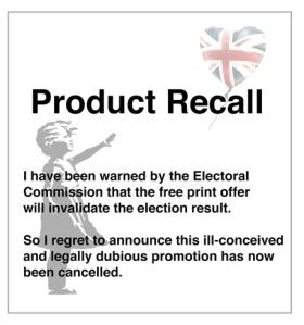 2017:06:17 - Product Recall - Banksyweb
