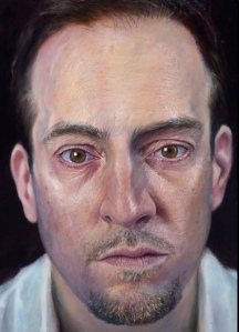 Derren Brown Selportait