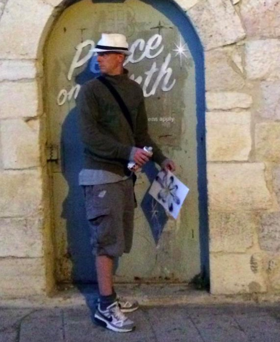 20171213 - Banksy's team - James Ame in Betlehem.jpeg