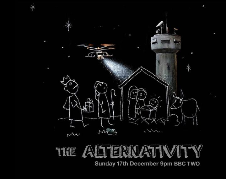 20171213 - Original - Poster - Alternativity on BBC - banksyweb.jpeg