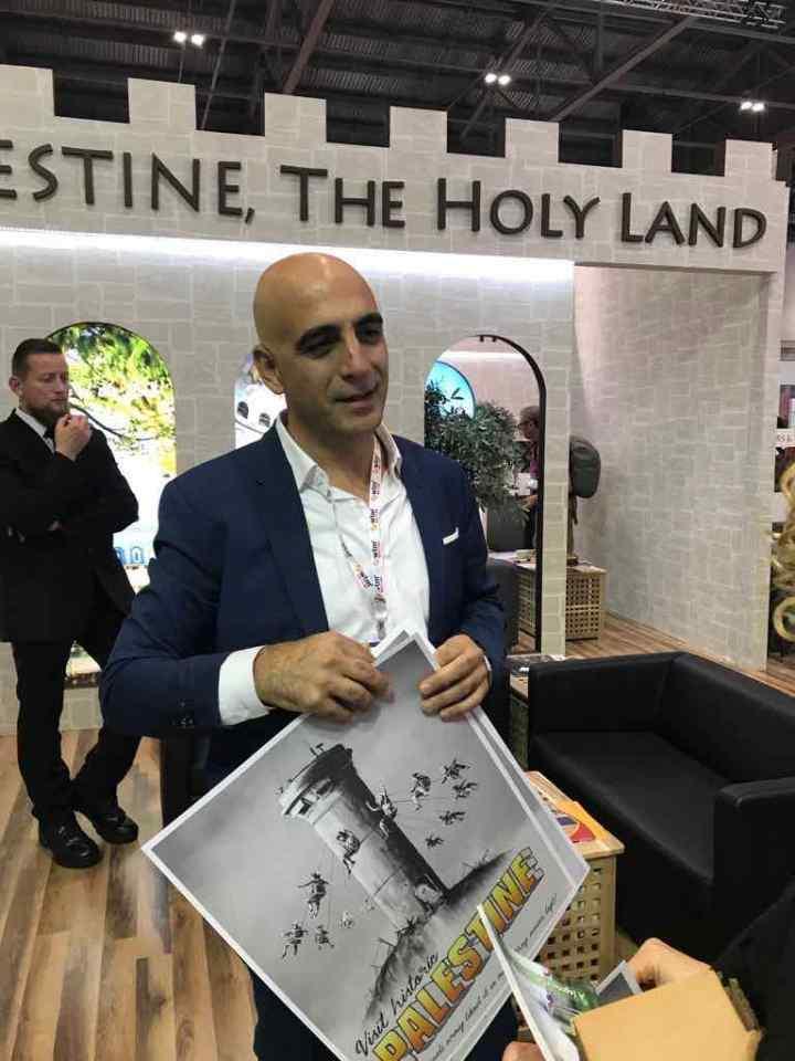 201811017 - World Travel Fair - Wissam Salsaa - Elliot Yardley