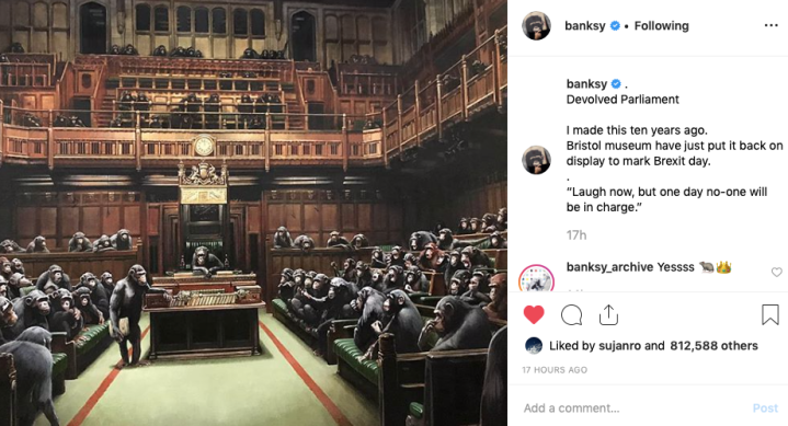20190328 - Original - Monkey Parlament - Banksy Instagram.png